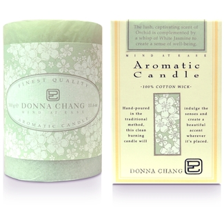 Donna Chang Aromatic Candle Orchid