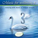 CD-skiva MUSIC FOR WELLBEING 4